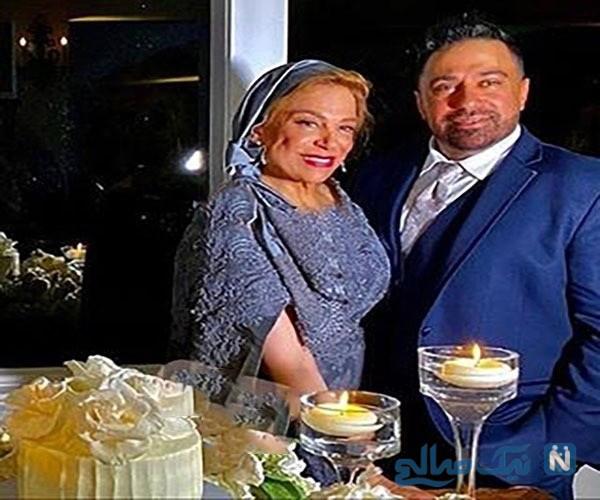 گوهر خیراندیش عروسی دختر