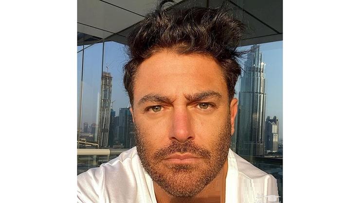 محمدرضا گلزار قرنطینه خود را در دبی می گذراند