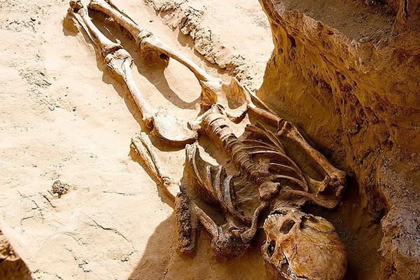 کشف بقایای یک شاهزاده 2 هزارساله
