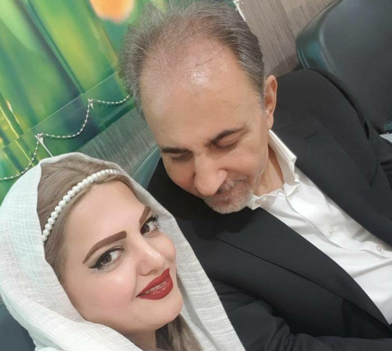همسر دوم نجفی - میترا نجفی - زن دوم نجفی - شهردار سابق تهران