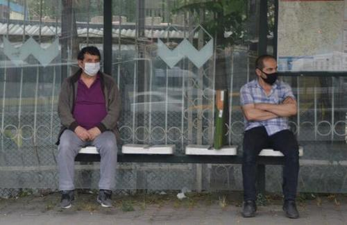 ماسک در ترکیه