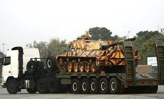 جدیدترین تسلیحات نظامی ارتش