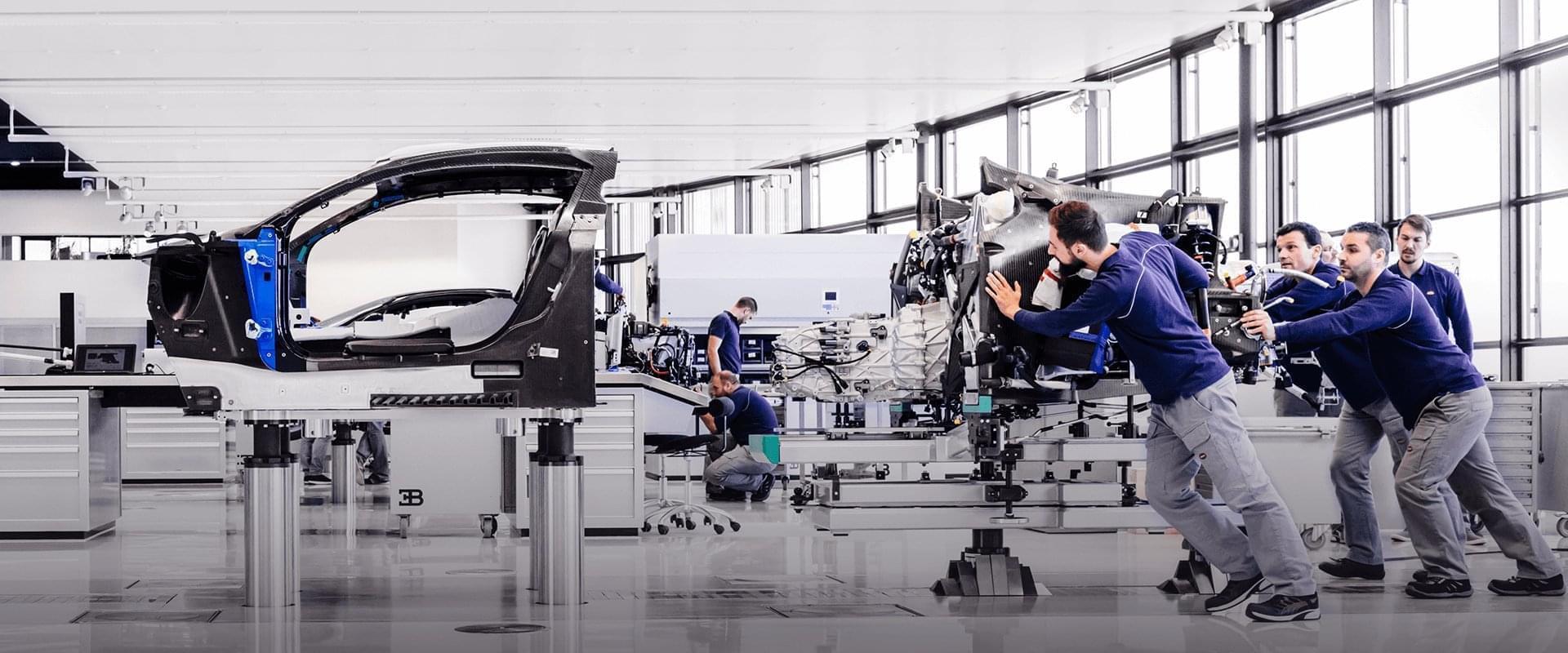 کارخانه ماشین