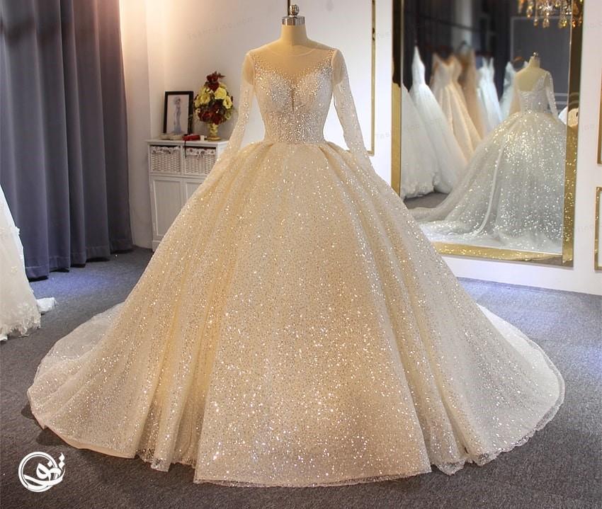 چگونه بهترین لباس عروس را انتخاب کنید؟+ مدل لباس عروس پفی
