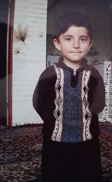 ژیاز 5 ساله به قتل رسید