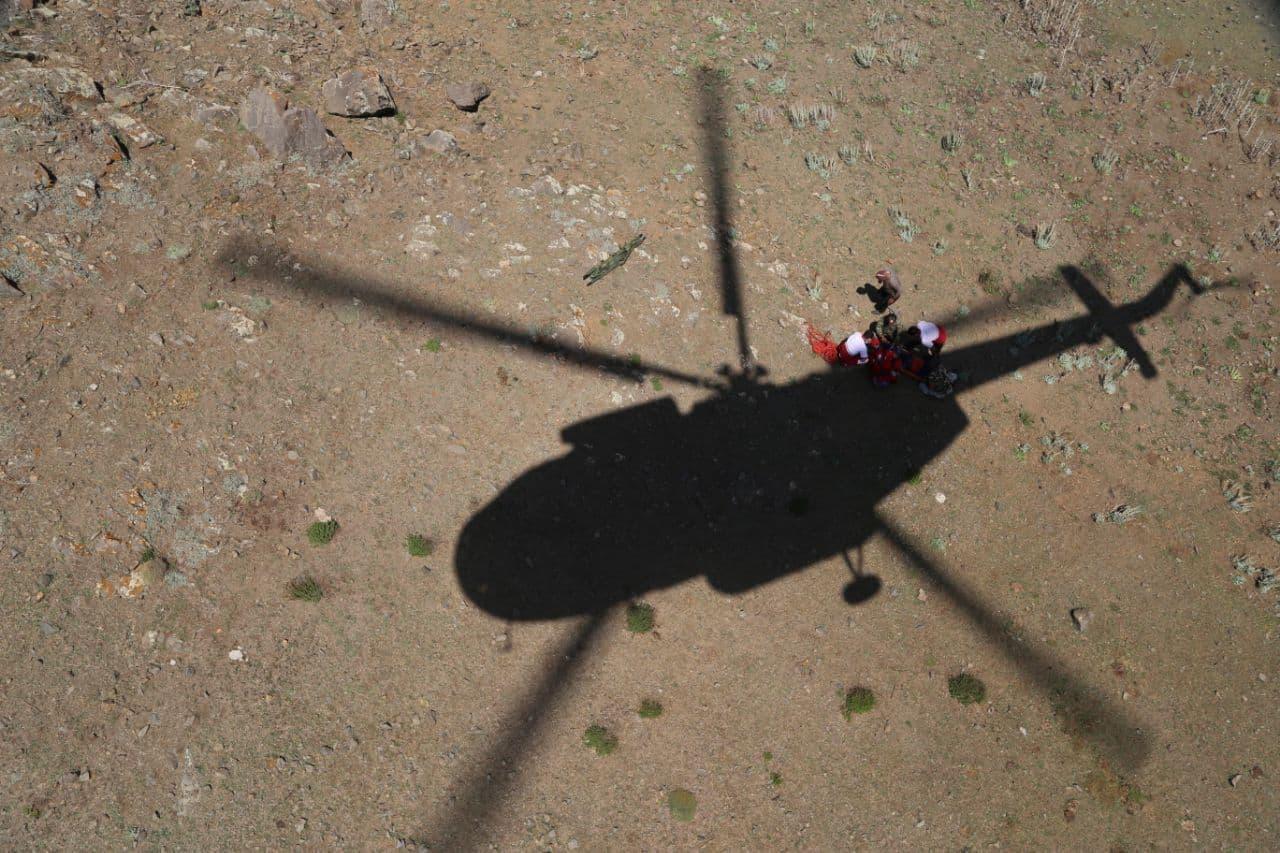 حمله خرس وحشی به 2 نفر در ارتفاعات سه هزار تنکابن