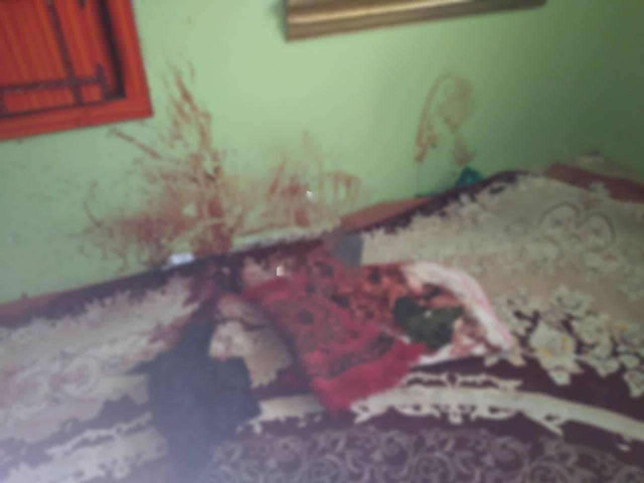 پلیس زن در غور تیرباران و مغزش بیرون کشیده شد