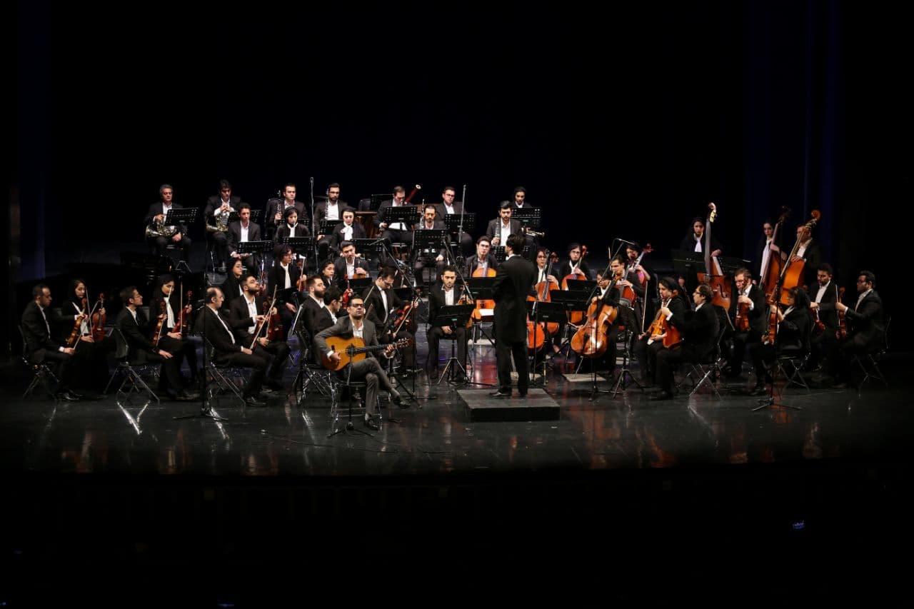 پژمان نور در کنسرت