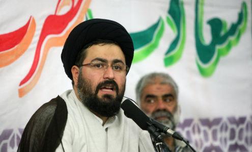 سید یاسر خمینی