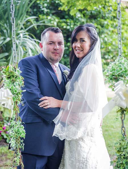 لاغری عروس