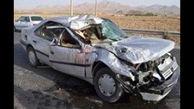 مرگ دلخراش 2 مرد و یک زن در جاده میجان کرمان