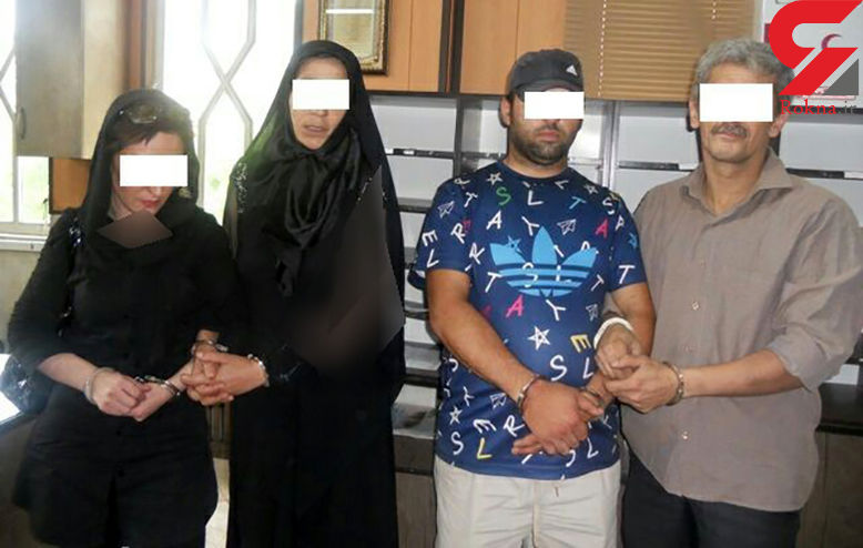2 زن در گاراژ مخروبه محله نبرد تهران چه رازی داشتند؟! + عکس