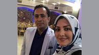 مجری های تلویزیون و همسرانشان+عکس
