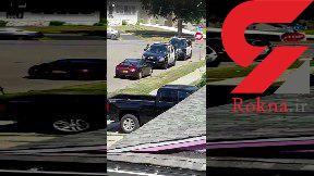 شلیک مامور پلیس مردی که یک زن را گروگان گرفته بود + فیلم