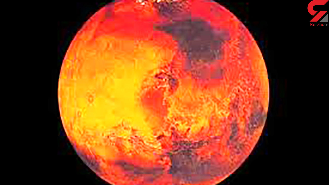 سال نو برای مریخ در راه است + عکس