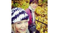 فیلم بهاره رهنما هم در کانادا لو رفت ! + تصاویر