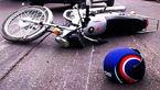 حادثه با موتور جان نوجوان 17 ساله دیری را گرفت