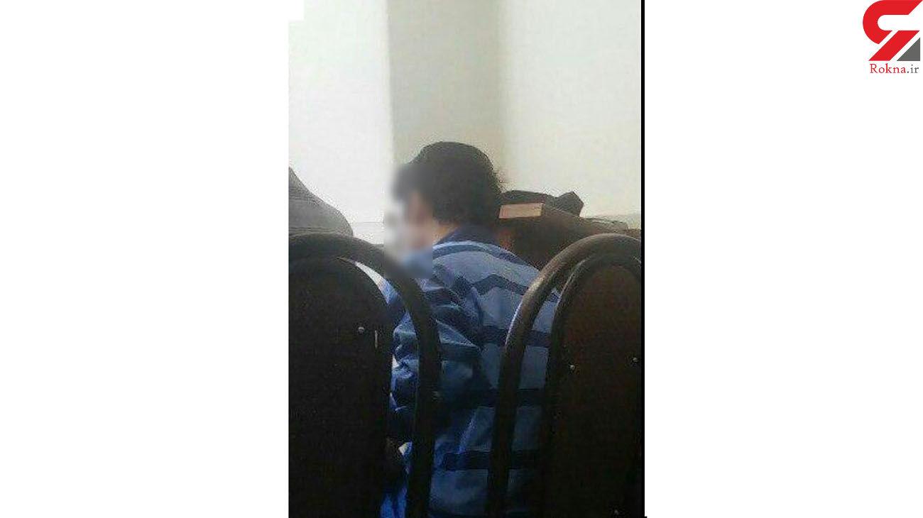 بریدن سر محسن در خانه مجردی / الناز راز قتل عاشقانه را می دانست + عکس و جزییات