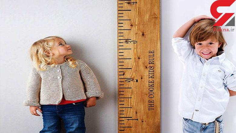 آیا با تغذیه میتوان فرزندانی قد بلندتر داشت؟