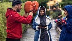 تورنتو گردی بازیگر محبوب «ممنوعه»+عکس