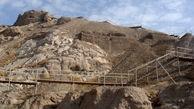 دژ ۲ هزار و ۳۰۰ ساله جنوب تهران پناهگاه معتادین شده است