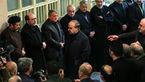 حضور وزیر ورزش و جوانان در مراسم وداع با پیکر آیت الله هاشمی