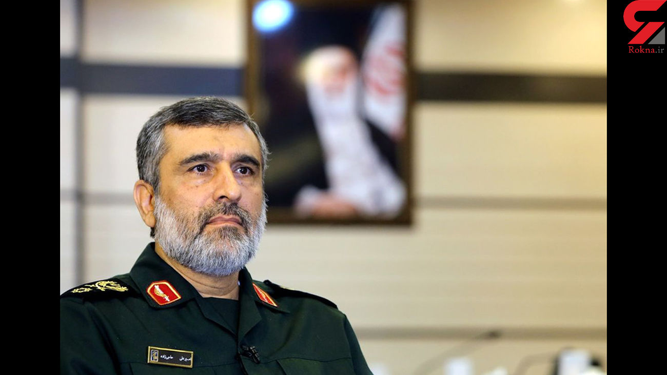 سردار حاجی زاده: ملتهای منطقه نخواهند گذاشت آب خوش از گلوی آمریکاییها پایین برود