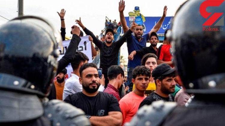 حاشیه خطرناک اعتراضات عراق