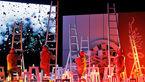 بازیگران معروف جوایز جشنواره تئاتر فجر را جارو کردند +تصاویر