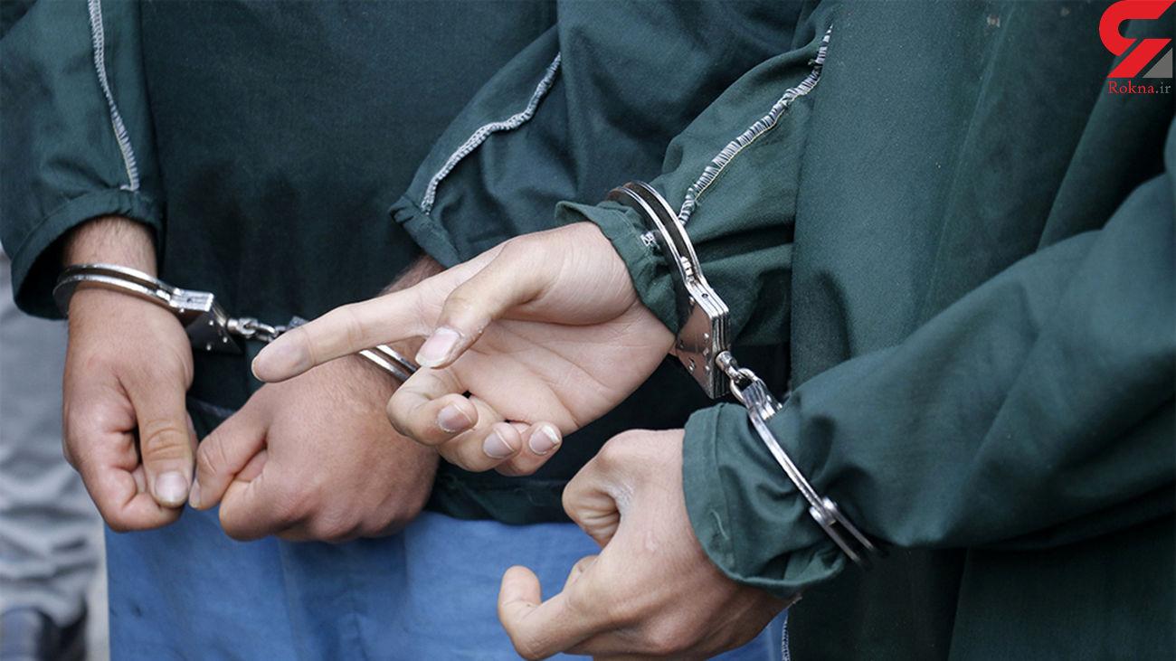 انهدام باند قاچاق انسان در آذربایجانغربی