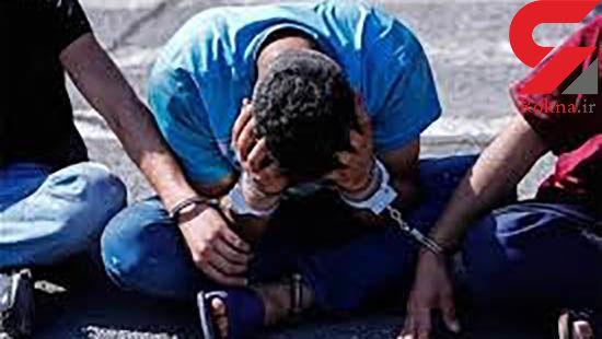 علی وانتی عاشق زندان است ! / این شرور  دزد 70 میلیونی تهران است + عکس