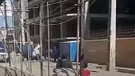 پشت پرده کتک زدن یک کارگر توسط ماموران شهرداری