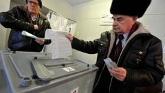آغاز انتخابات ریاستجمهوری روسیه