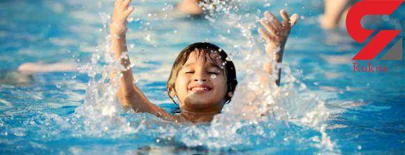 کاهش استرس با ورزش شنا
