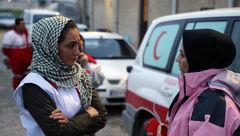 عکس / هدیه تهرانی در گلستان