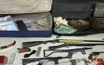 رژیم صهیونیستی مدعی کشف و ضبط 40 قبضه سلاح در کرانه باختری شد