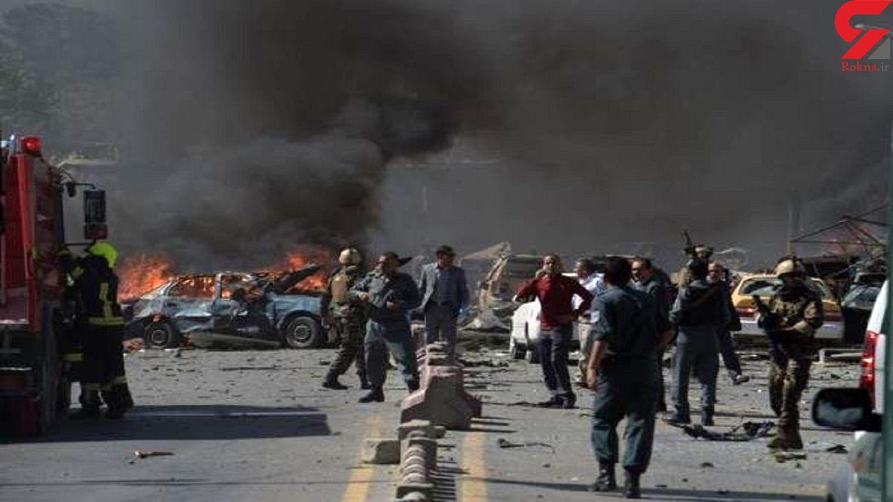 کابل دو بار دیگر منفجر شد / وقوع پنجمین انفجار در پایتخت افغانستان