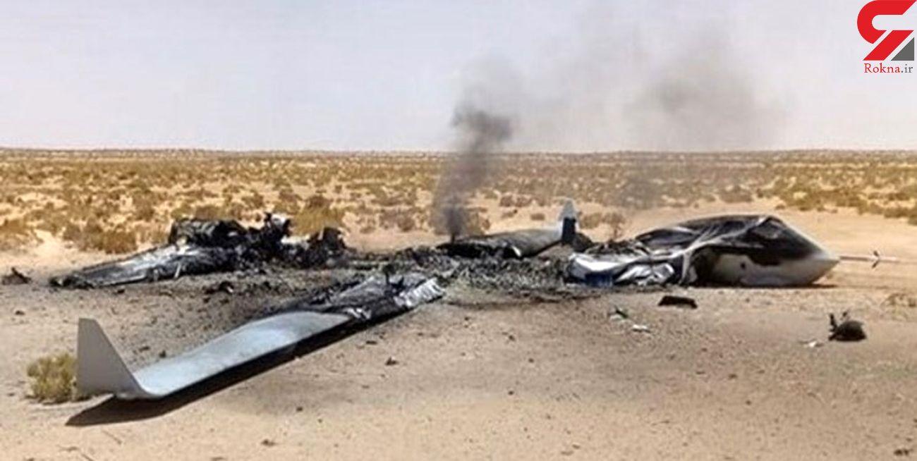 سرنگونی یک پهپاد دیگر ترکیه در لیبی