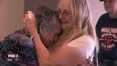 زن 88 ساله پس از 69 سال دخترش را پیدا کرد+عکس