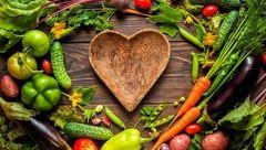 بیمه سلامت قلب با رژیم غذایی وگان