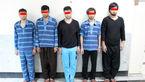 دستگیری زورگیران سازمان یافته در سیستان و بلوچستان+عکس