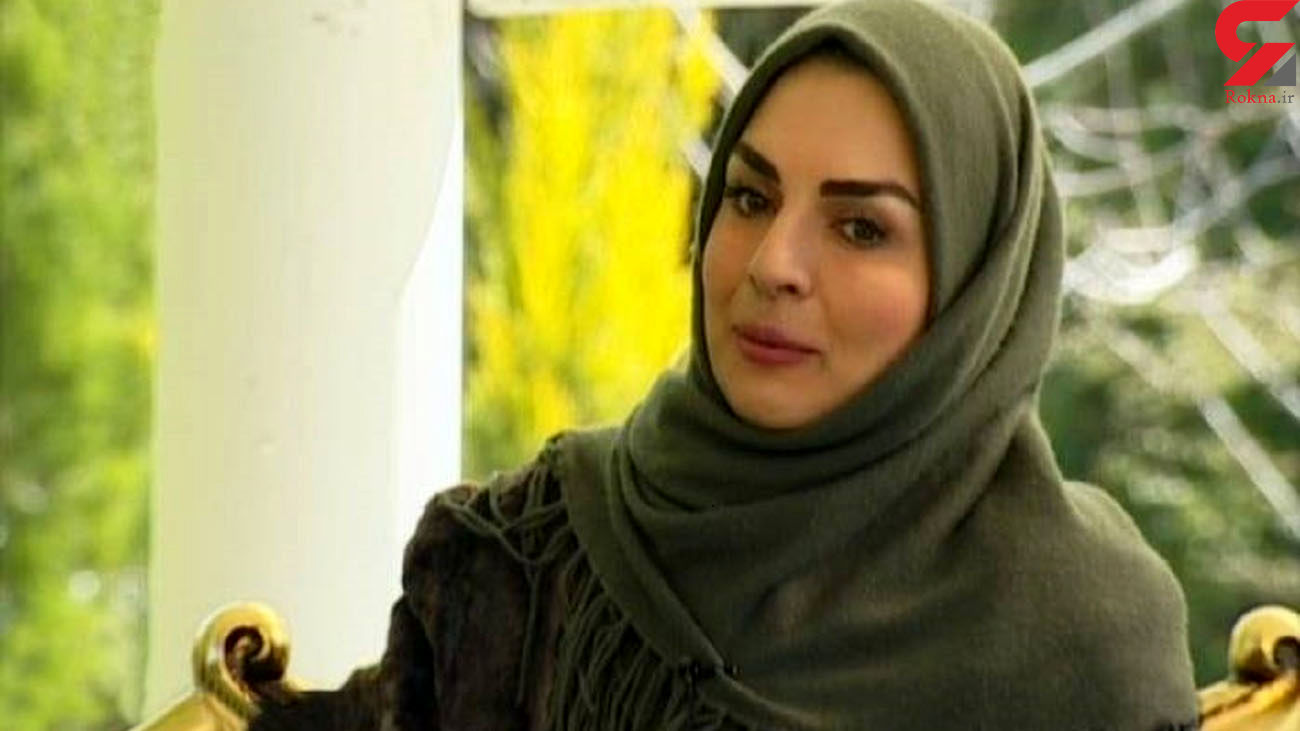 حمله  به خانم بازیگر ایرانی توهین کننده در ترور شهید فخری زاده + اسناد