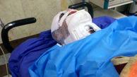 تصادف شدید آمبولانس اورژانس با یک کامیون در رباط کریم + عکس