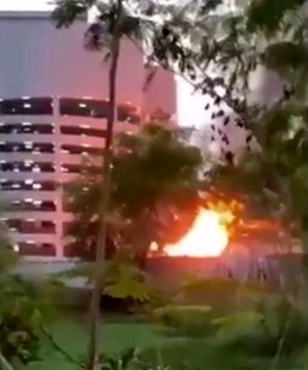 تیراندازی در تایلند 04