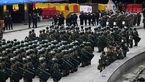 سلاح عجیب پلیس چین + عکس