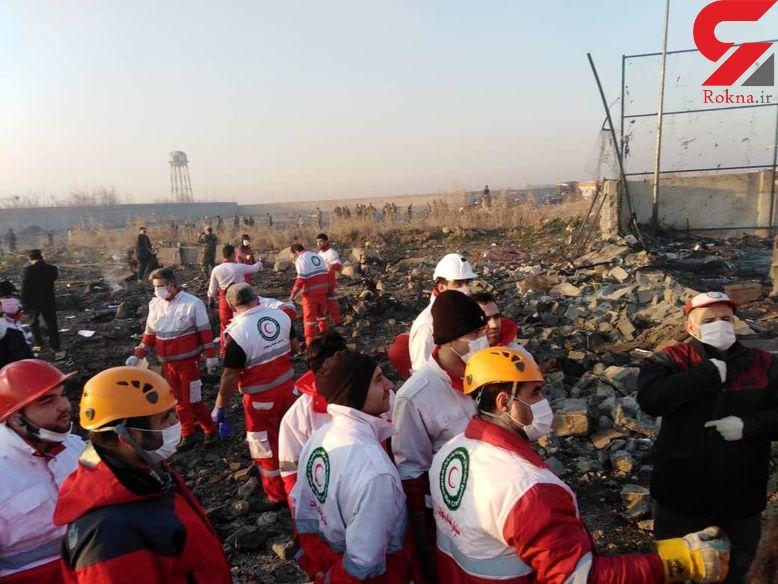 واکنش سازمان هواپیمایی به شایعات درباره سقوط هواپیمای اوکراینی
