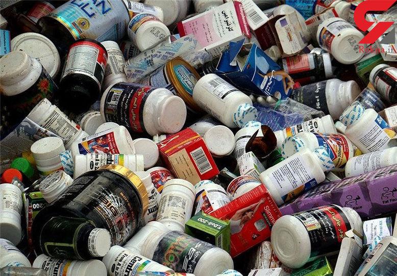 کشف بیشاز ۹۰ میلیون ریال داروی قاچاق در زاهدان