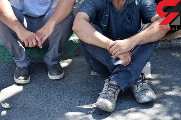 کارگران آذرآب خواستار رسیدگی به حقوق معوقه شان هستند