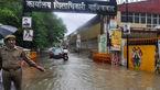 بارانهای سیلآسای هند ۴۹ کشته برجای گذاشت+ تصاویر