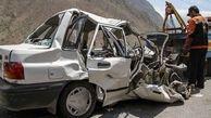 این بار عکس باورکردنی از پراید مچاله / مرگ دردناک 3 مسافر در تبریز